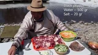 Mongolia - #TravelTomorrow  - Tourism & Gastronomy