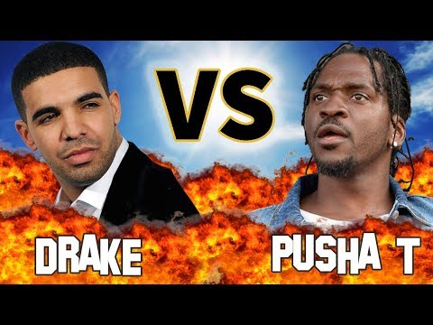 PUSHA T VS. DRAKE | Before They Were Famous Versus | The Story of Adidon