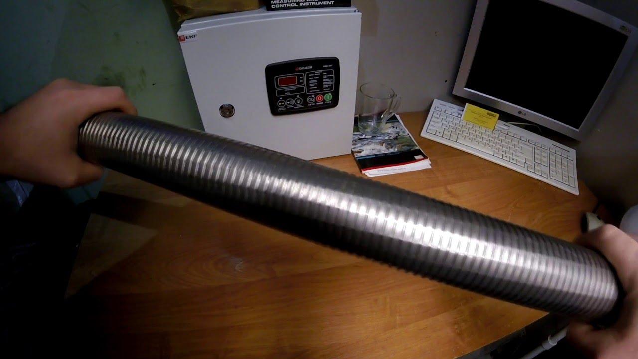 Глушитель для генераторов своими руками фото 56