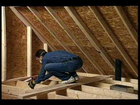 isolation thermique laine de bois sous toiture bric doovi. Black Bedroom Furniture Sets. Home Design Ideas