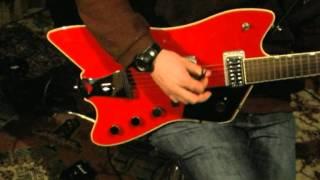 "Gretsch G6199 ""Billy-Bo"" Jupiter Thunderbird Great Blues Sounds..."