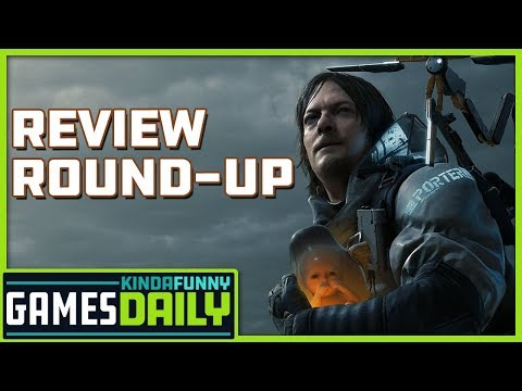 Death Stranding Review Round-Up - Kinda Funny Games Daily 11.01.19