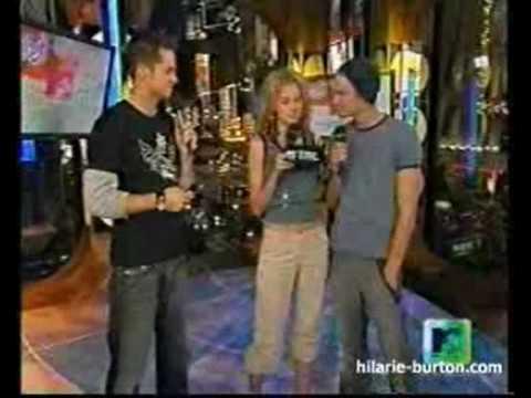 Chad Michael Murray and Hilarie Burton - YouTube