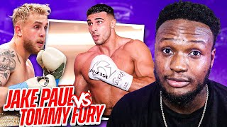 Reacting To Jake Paul vs Tommy Fury (Who Wins?!)