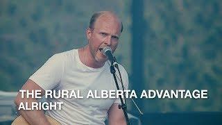 The Rural Alberta Advantage | Alright | CBC Music Festival