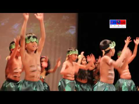 ST.ANTHONY'S INTERNATIONAL SCHOOL / Annual Concert 2015 - WADHI DANCE