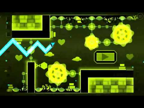 Geometry Dash! The Mayonnaise Maze By XEC