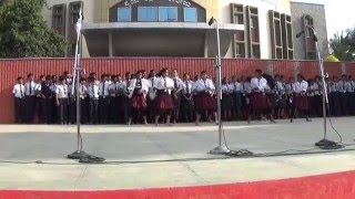 St  Claret School  Assembly Program by Class X