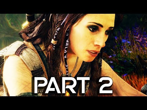 God of War 4 Walkthrough Part 2 - The Witch - GOD OF WAR GAMEPLAY!! (PS4 PRO 60FPS) - 동영상