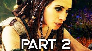 God of War 4 Walkthrough Part 2 - The Witch -  GOD OF WAR GAMEPLAY!! (PS4 PRO 60FPS)