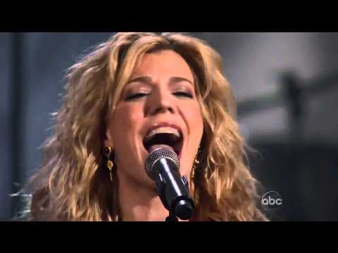 The Band Perry - If I Die Young - AMA Awards 2011 (HD)