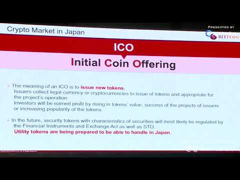 BITPOINT: The Situation of Japanese Crypto Market @ Asia Blockchain Summit 2019