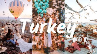 Turkey was CRAZY! Istanbul & Cappadocia Travel Vlog