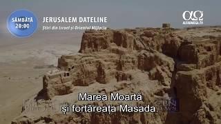 RECOMANDARE: Jerusalem Dateline 179 - 20 mai 2017, ora 20 la AOTV