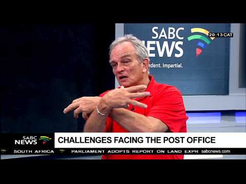 ON THE RECORD: Challenges facing Post Office - Mark Barnes