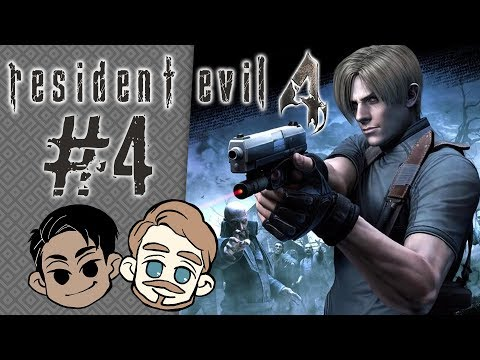 Resident Evil 4 #4 - Meeting the Merchant  (Playstation 2)