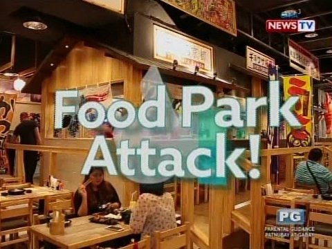 Good News: Food Park Attack!
