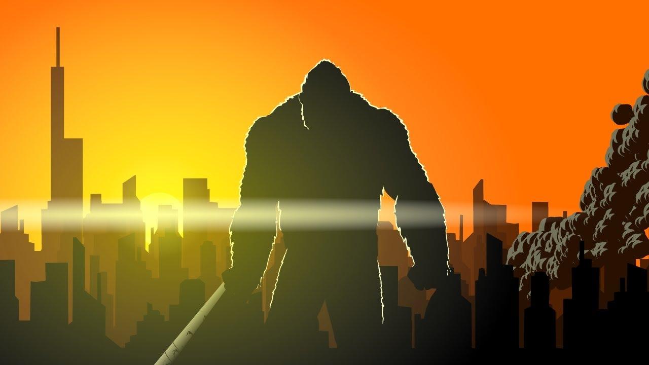 Godzilla vs. King kong Animated (Part 1/3) - YouTube