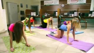 Утренняя зарядка упражнения для похудения  Fitness
