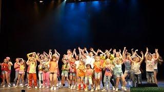 Отчетный концерт ансамбля эстрадного танца «Галас»