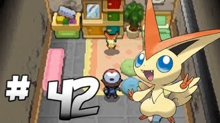 Let's Play Pokemon: Black - Part 42 - VICTINI
