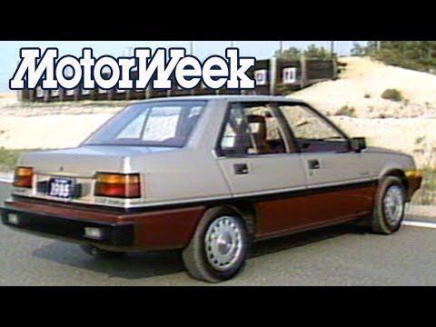 1985 Dodge Plymouth Colt Turbo Premier Sedan | Retro Review