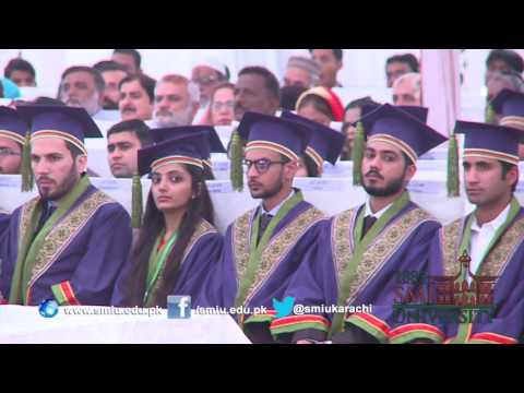First Convocation of SMI University ( Complete Program )