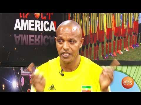 Sport America, Interview With Cherenet Teklu