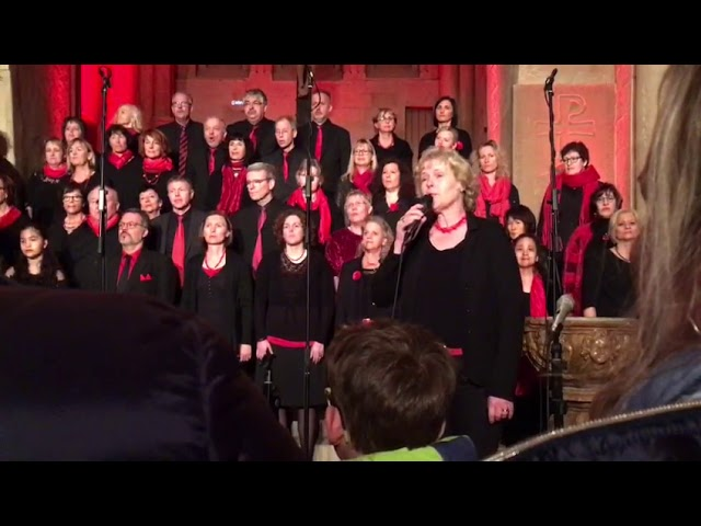 Gabriella´s Song - Brigitte Ostertag aus