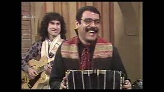 Armusa recupera un documento excepcional de Dino Saluzzi, en la TV de 1983.