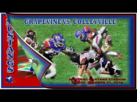 Grapevine/Colleyville Football -- CHHS vs. Grapevine -- October 21, 2016