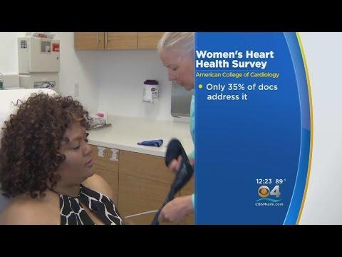 Are Doctors And Patients Overlooking Women's Heart Health?