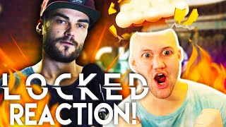 BEST ONE YET! Beatbox by B-ART | LOCKED BEATBOX REACTION!!!