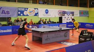 Kang Dong Hoon vs Miroslav Horejsi - Table Tennis