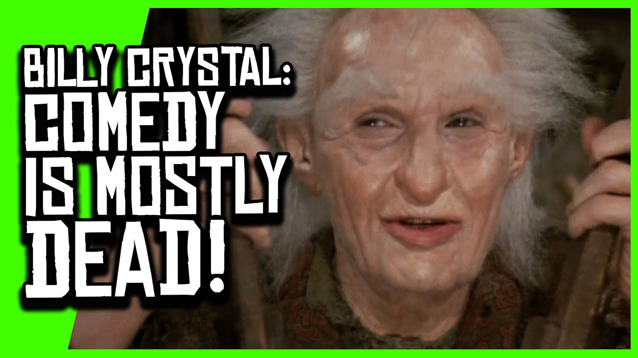 Billy Crystal BLASTS PC Culture, Oscars! Comedy is MOSTLY DEAD!