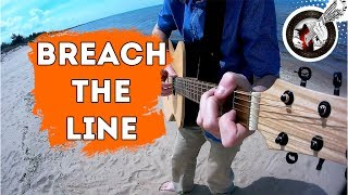 Breach the line (Max Fadeev) | Fingerstyle guitar cover