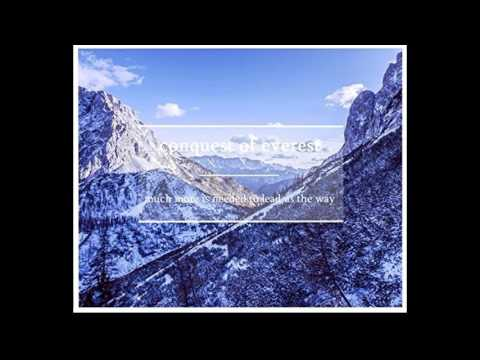 Conquest Of Everest - The Wind Is Continually Turning