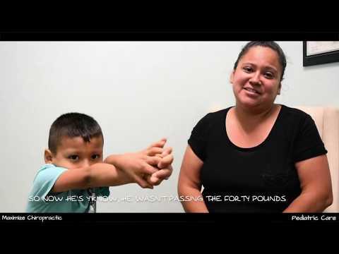Kids Chiropractic ADHD testimonial  - Sacramento Pediatric Chiropractor