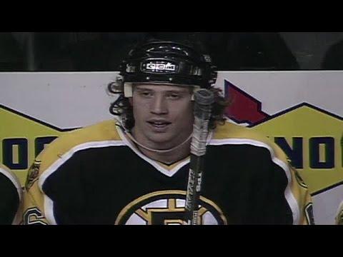 huge discount 694a6 cb465 #TBT - Joe Thornton's First NHL Goal
