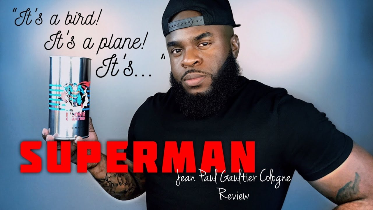 3638181d9e Le Male Superman Eau Fraiche Fragrance Review