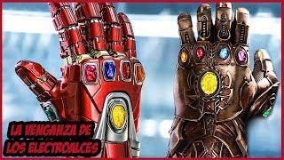 ¿Por Qué el Guantelete de Thanos es Mucho Más Poderoso que el de Tony Stark?