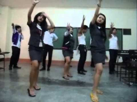 NUNOY AND FRENDZ VERSION frm OUR LADY OF FATIMA UNIVERSITY