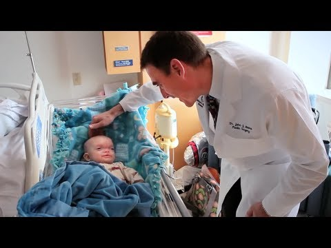 Dominic's Amazing Transformation - Boston Children's Hospital