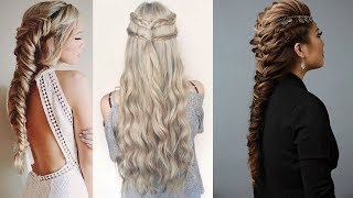 Easy, Quick, and Pretty Hairstyles for Long Hair (part-6)