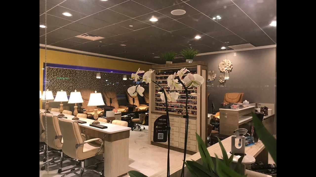 Deluxe Nails Spa Annapolis Md 21401 Youtube