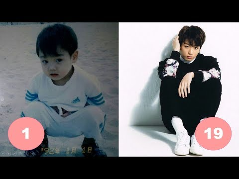 Jungkook BTS Childhood | From 1 To  19 Years Old