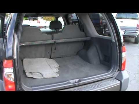 2002 Nissan Xterra Se 2wd Youtube