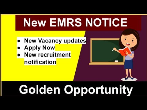 EKLAVYA MODEL SCHOOL VACANCY | EMRS RECRUITMENT  SYLLABUS, EXAM PATTERN, AGE CRITERIA, ELIGIBILITY |