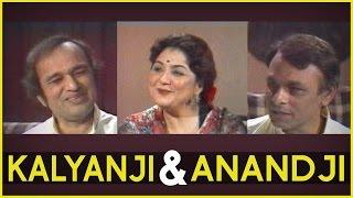 Music Legends Kalyanji - Anandji | Tabassum Talkies thumbnail