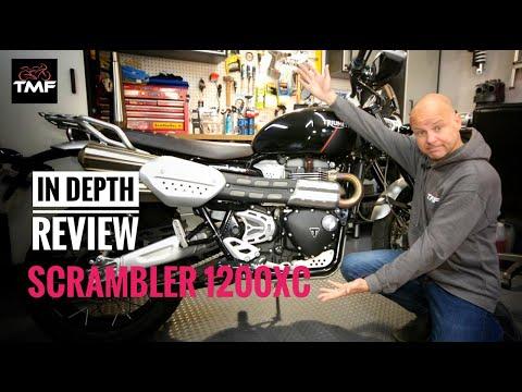 2019 Triumph Scrambler 1200 XC - In Depth Review